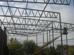 Строительство металлоконструкций в Сергиевом Посаде
